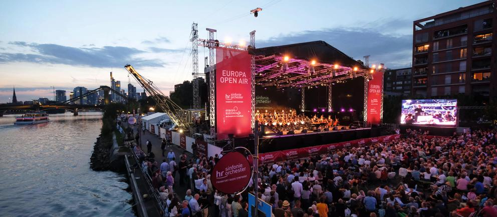 European Open Air hr-sinfonieorchester